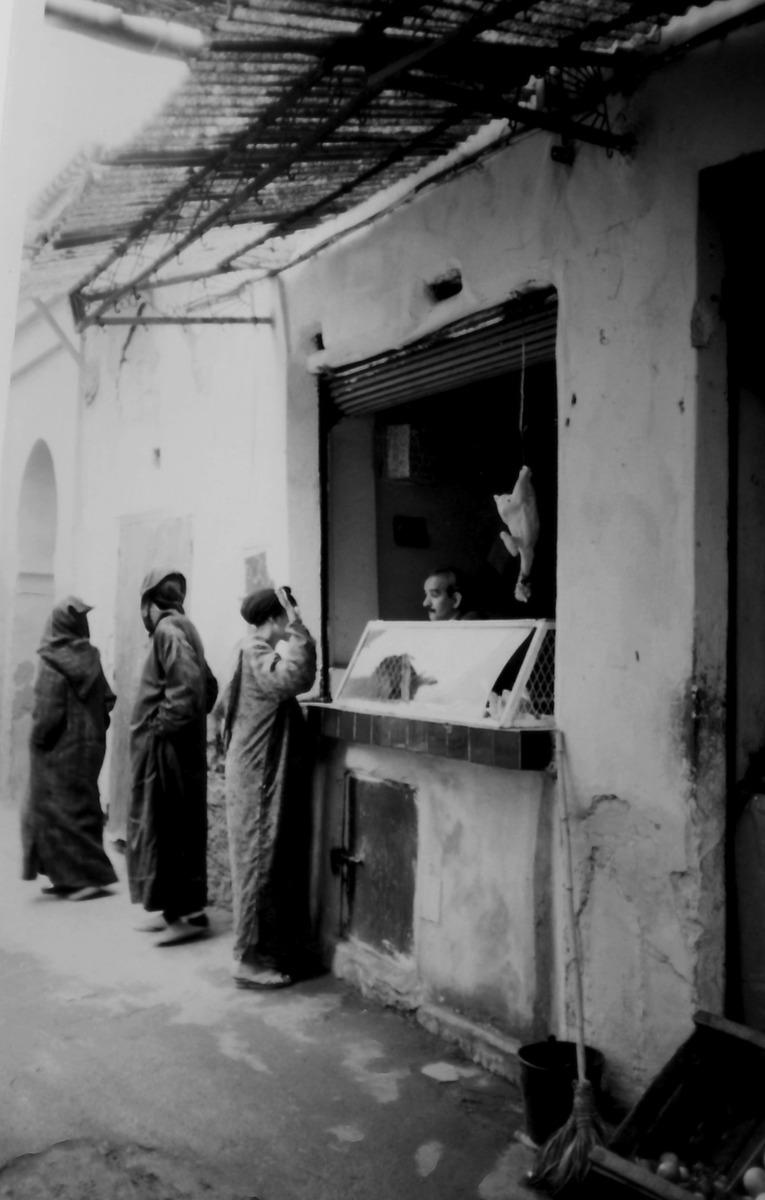 Web medina  marrakech  1998