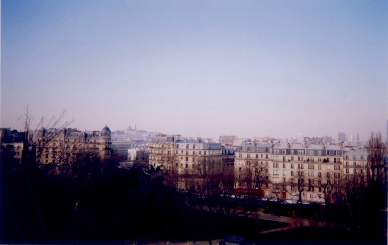 Web parc des buttes chaumont  paris  2008