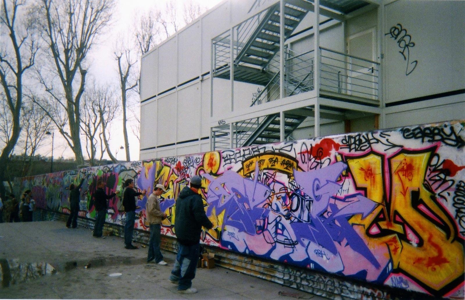 Web paris  2008